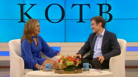 Hoda Kotb on 'The Dr. Oz