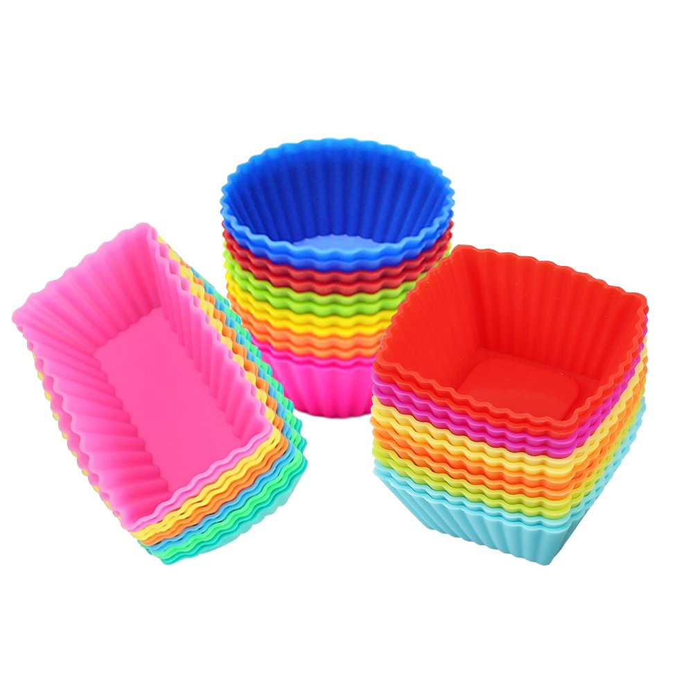 best silicone baking cups