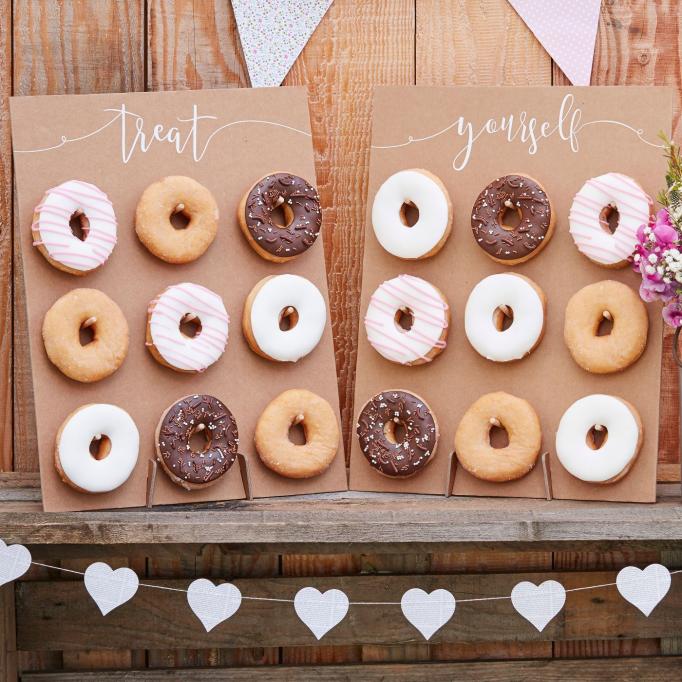 Donut Wall Backdrop