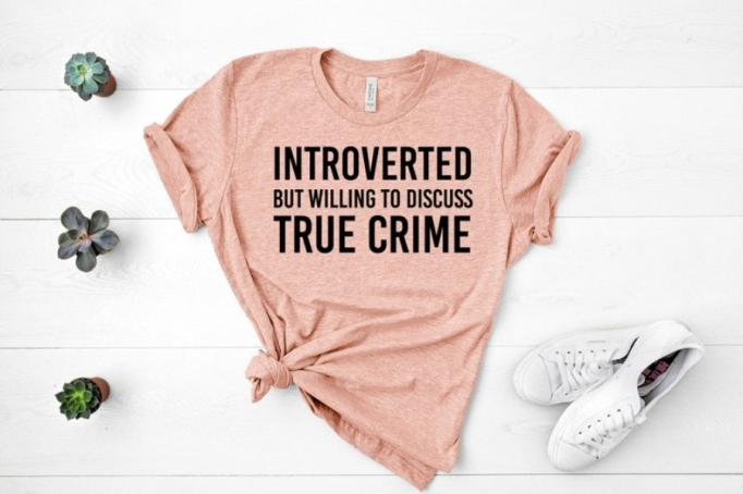 Introverted T-Shirt.