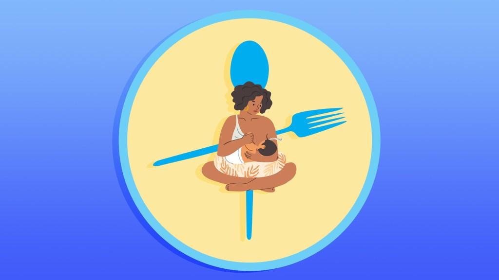 intermittent-fast-breastfeed