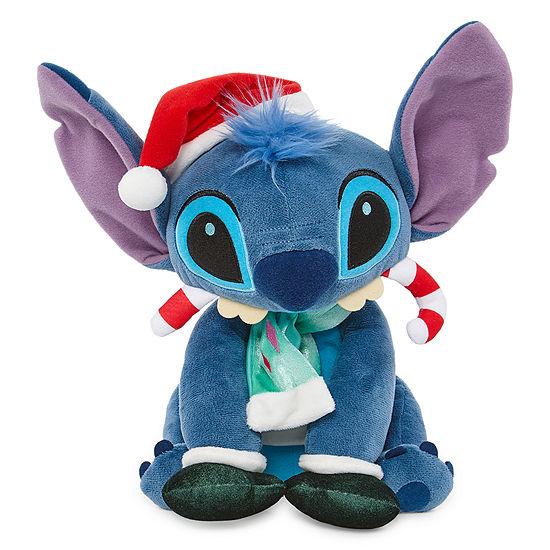 JCPenney Black Friday Toy Discounts: Disney Lilo & Stitch Holiday Plush