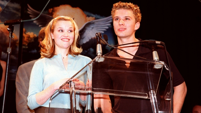 Reese Witherspoon and Ryan Phillippe.