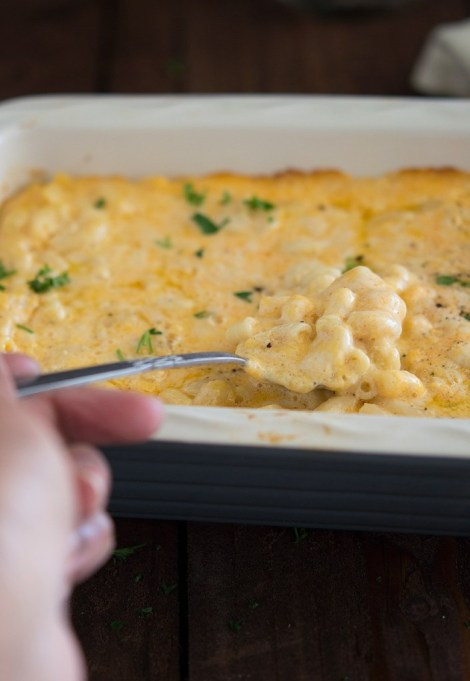 Make Ahead Freezer Mac and Cheese