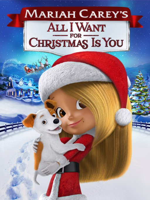 Mariah Carey's All I Want for Christmas Is You movie