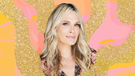 Molly Sims' Shares Business Advice &