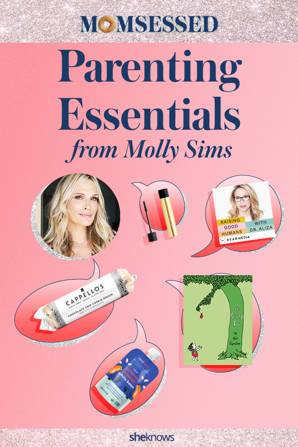 Molly Sims Momsessed