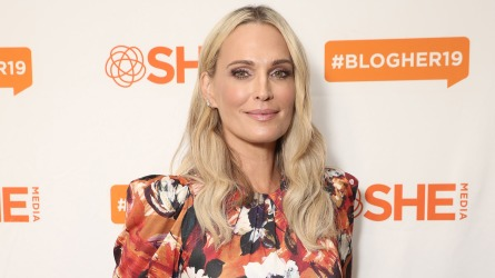 Molly Sims'#BlogHer19 Biz' event, The Riveter,
