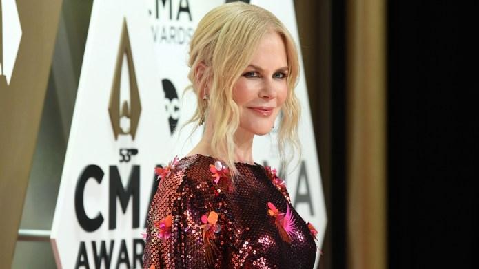 Nicole Kidman Motherhood Challenges