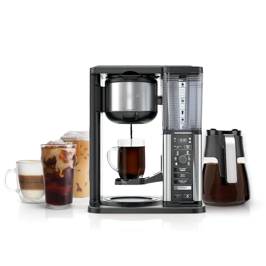 Ninja Specialty Coffee Maker with Glass Carafe