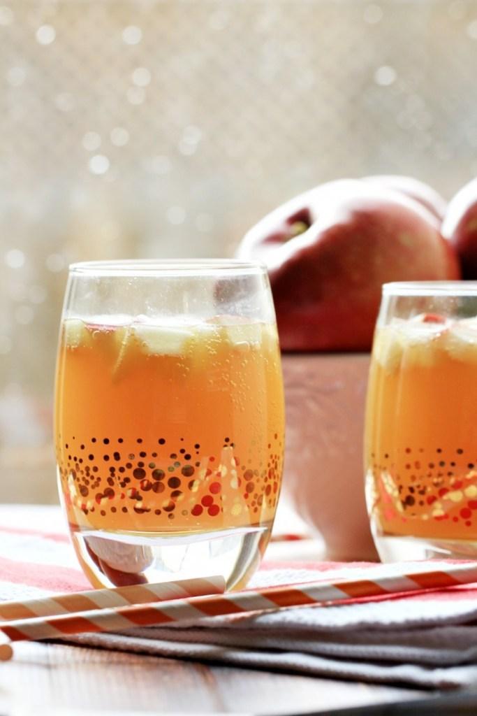 Non-Alcoholic Apple Pie Punch