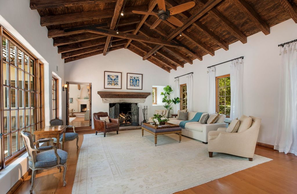 Oprah's New Montecito Home