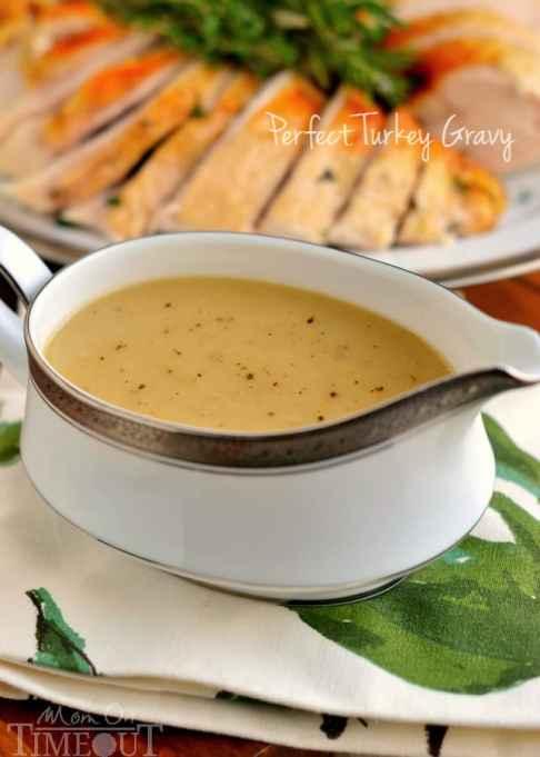 Super-Simple Turkey Gravy