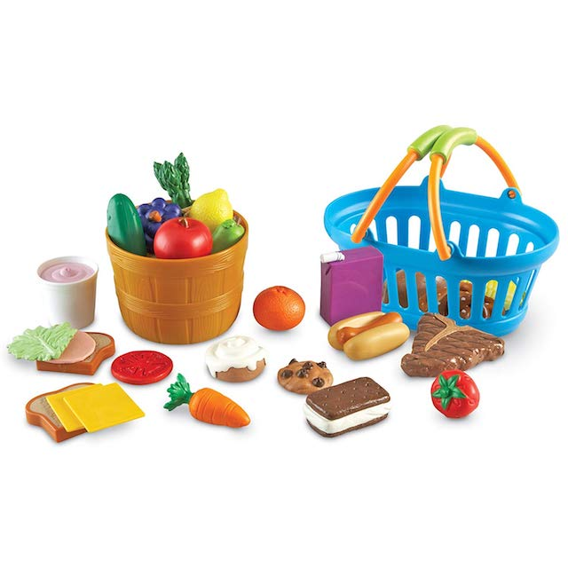 Play Food Sets You Can On
