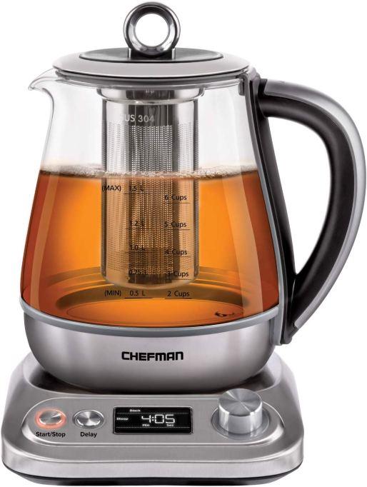 Programmable kettle