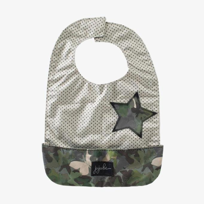 Trendy Bibs For Babies With Impeccable Style: Be Neat Butterfly Forest