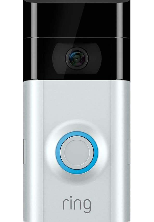 Ring - Video Doorbell 2