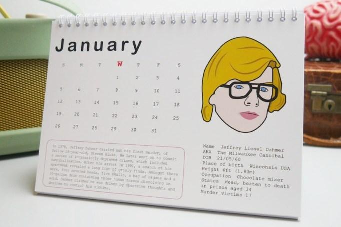 2020 Desk Calendar.