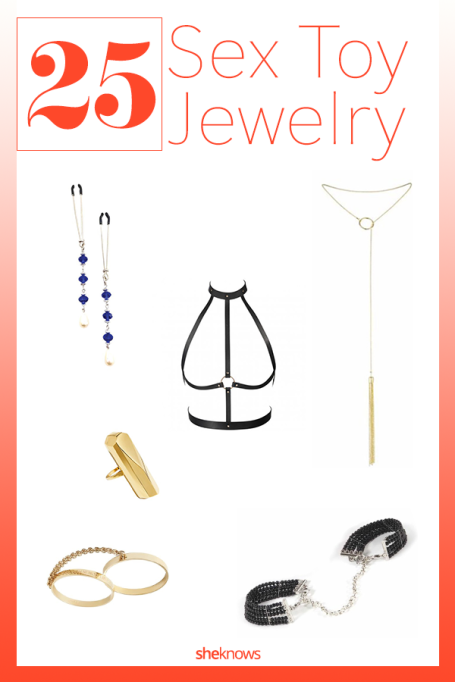 Sex Toy Jewelry