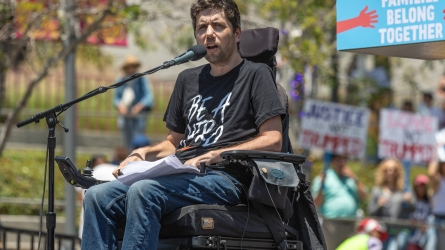 ady barkan medicare for all activist