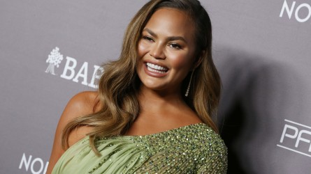 Chrissy Teigen Baby2Baby Gala, Arrivals, 3Labs,