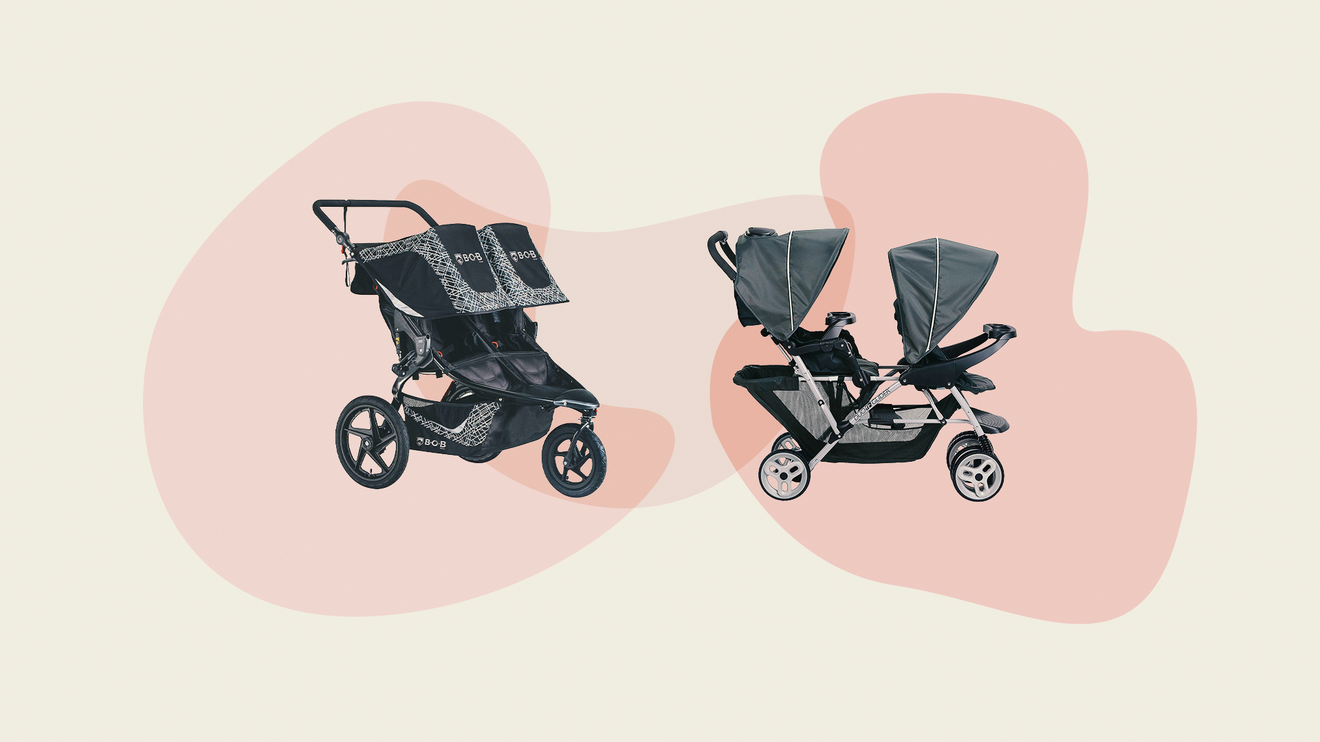 The Best Double Strollers for Moms of Multiples or Siblings – SheKnows