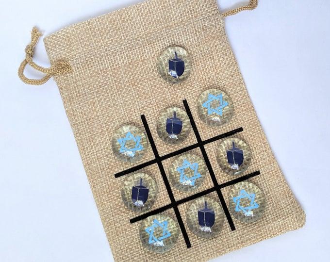 Hanukkah Kid Gifts: Hanukkah Tic Tac Toe Game