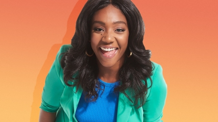 TIffany Haddish takes us behind the