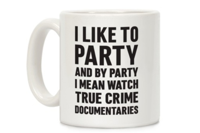 'Party' Mug.
