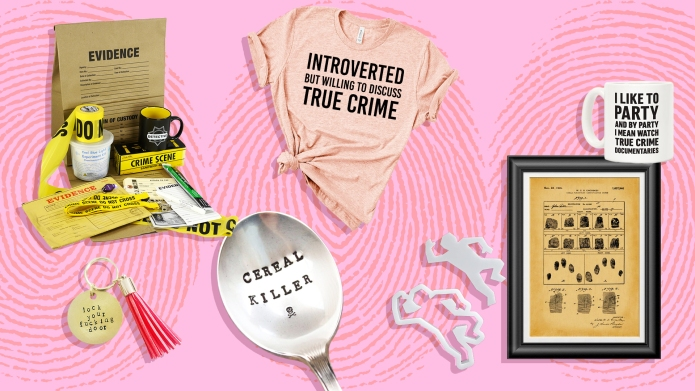 Gifts for True Crime Lovers