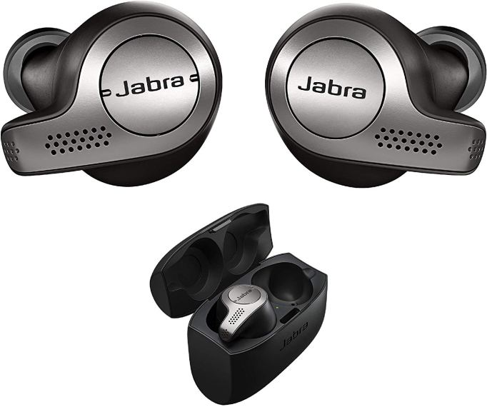 Gifts For The Fitness Junkie | Jabra Elite 65t Earbuds