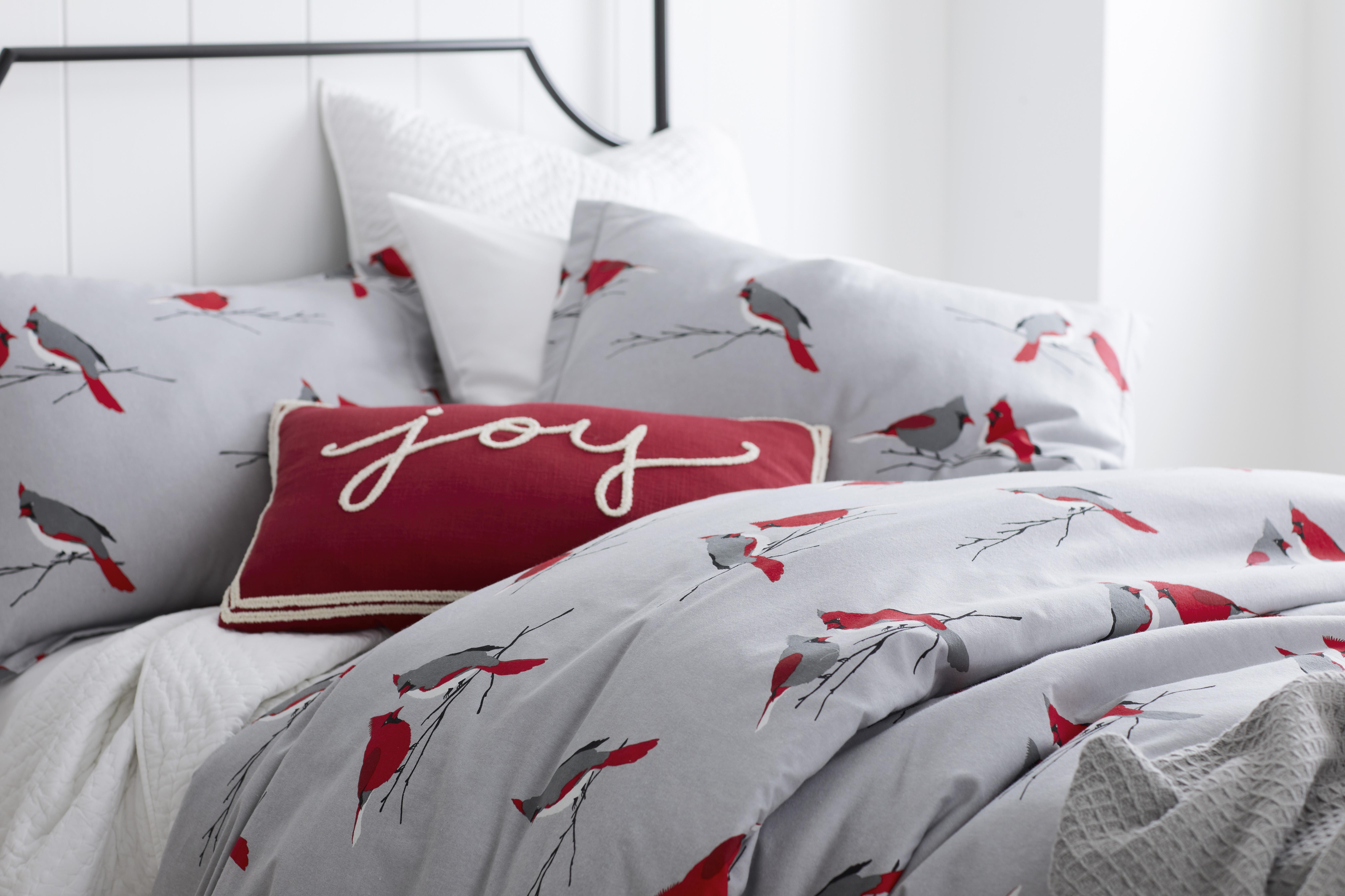 flannel bedding gift