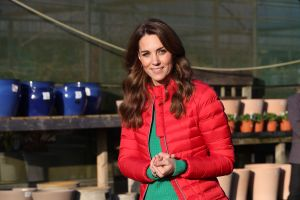 Catherine Duchess of Cambridge during a visit to Peterley Manor Farm in Buckinghamshire, where she will take part in Christmas activities with families and children who are supported by the Family Action charityCatherine Duchess of Cambridge marks new patronage of Family Action, Peterley Manor Farm, Great Missenden, Buckinghamshire, UK - 04 Dec 2019