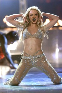 Britney SpearsMTV MUSIC VIDEO AWARDS , NEW YORK - CHRISTINA AGUILERA