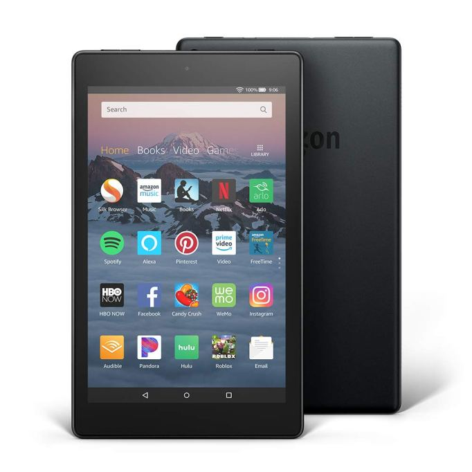Holiday Gifts Even Angsty Teens Will Love: Fire HD 8 Tablet