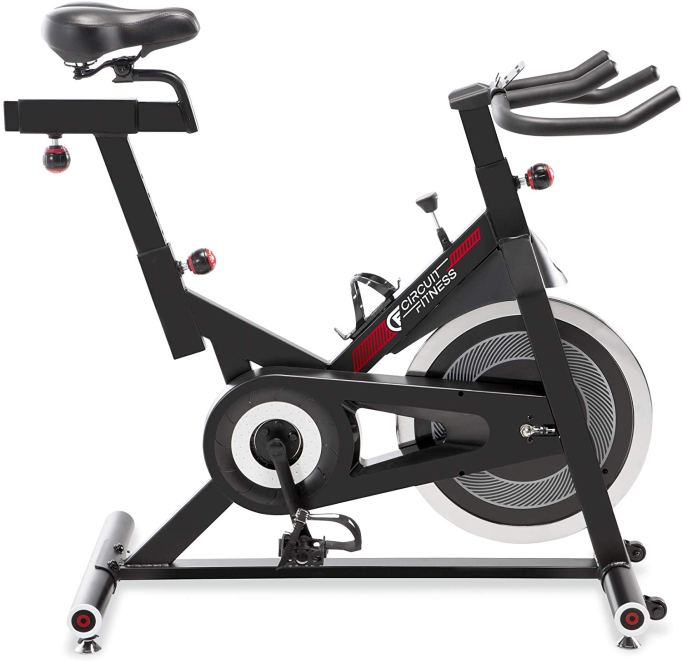 Gifts For The Fitness Junkie | Circuit Fitness Club Flywheel Revolution Cycle