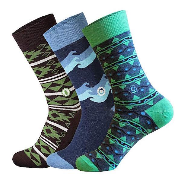 Conscious Step Organic Cotton Socks Gift Box