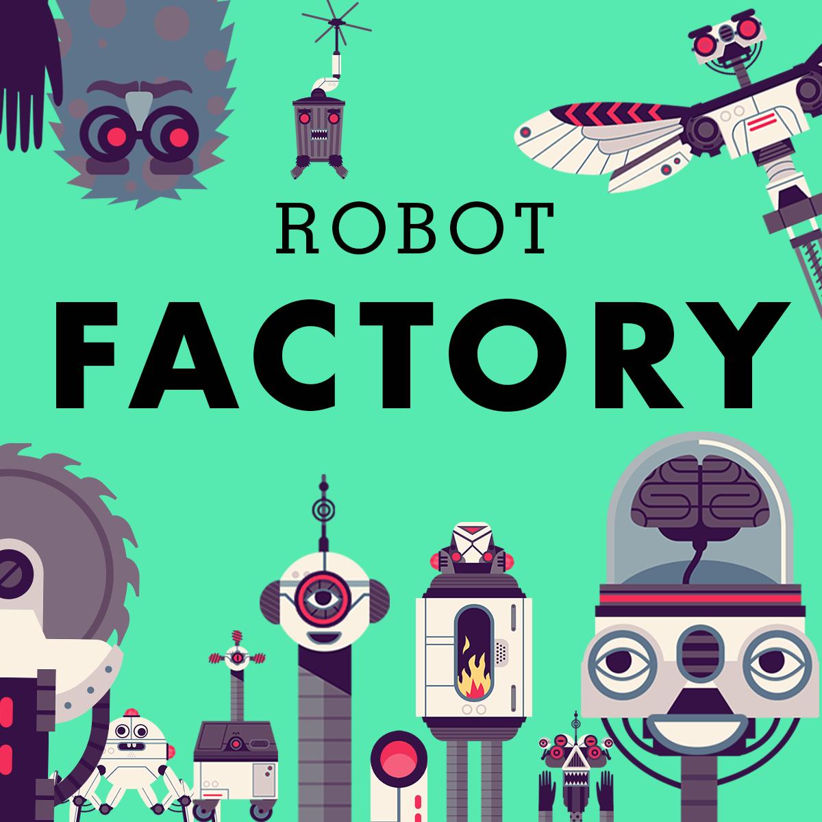 Robot Factory app