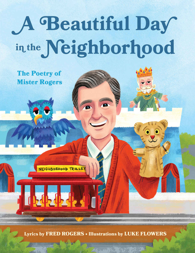 A Beautiful Day in the Neighborhood book for kids