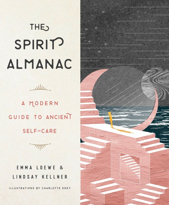 Gifts for wellness goals | The Spirit Almanac: A Modern Guide to Ancient Self-Care
