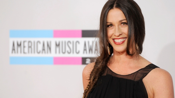 Alanis Morissette is taking 'Jagged Little