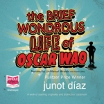 Audible's 'The Brief Wondrous Life of Oscar Wao' by Junot Díaz