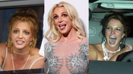 Get Britney Spears See Through  Gif