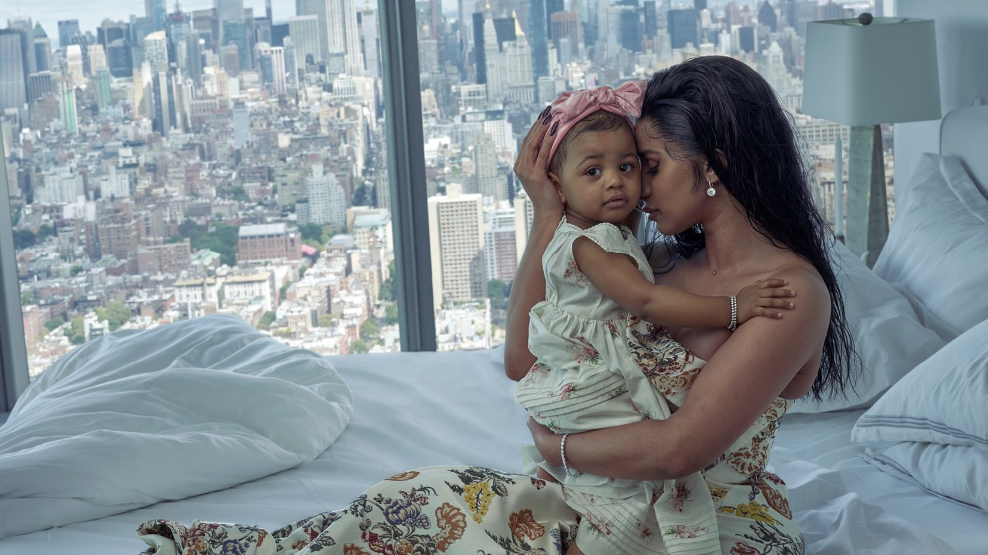 Cardi B Defends Offset S Birkin Bag Gift To Baby Kulture Sheknows