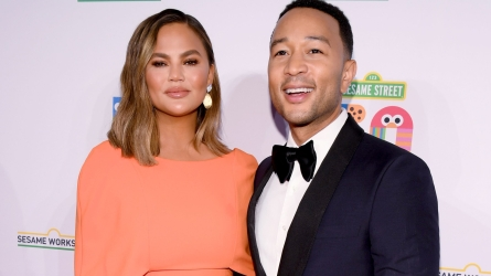 Chrissy Teigen & John Legend Daughter