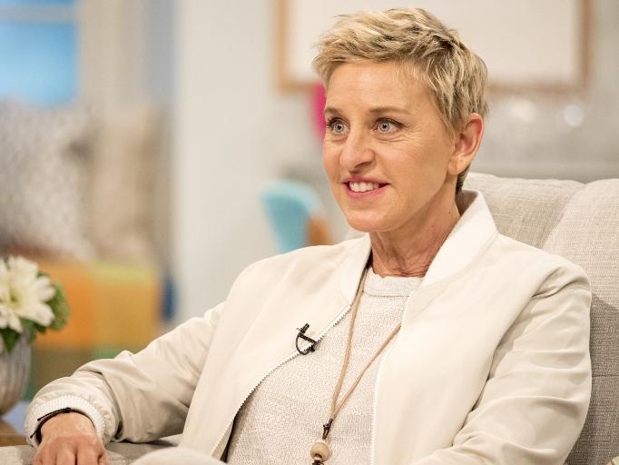 Celebrities with January Birthdays: Ellen DeGeneres