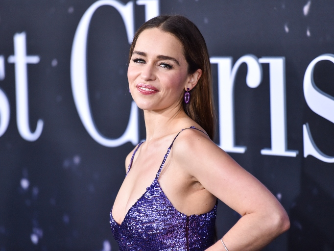 Emilia Clarke was pressured to take her clothes off for 'Game of Thrones'