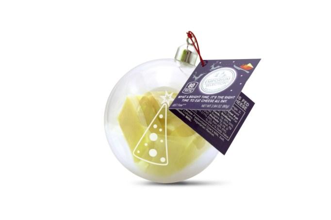 Emporium cheese ornament