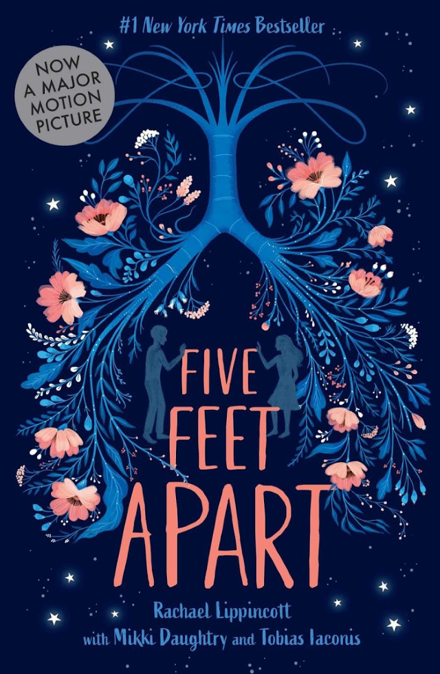 Five Feet Apart Young Adult Fiction novel