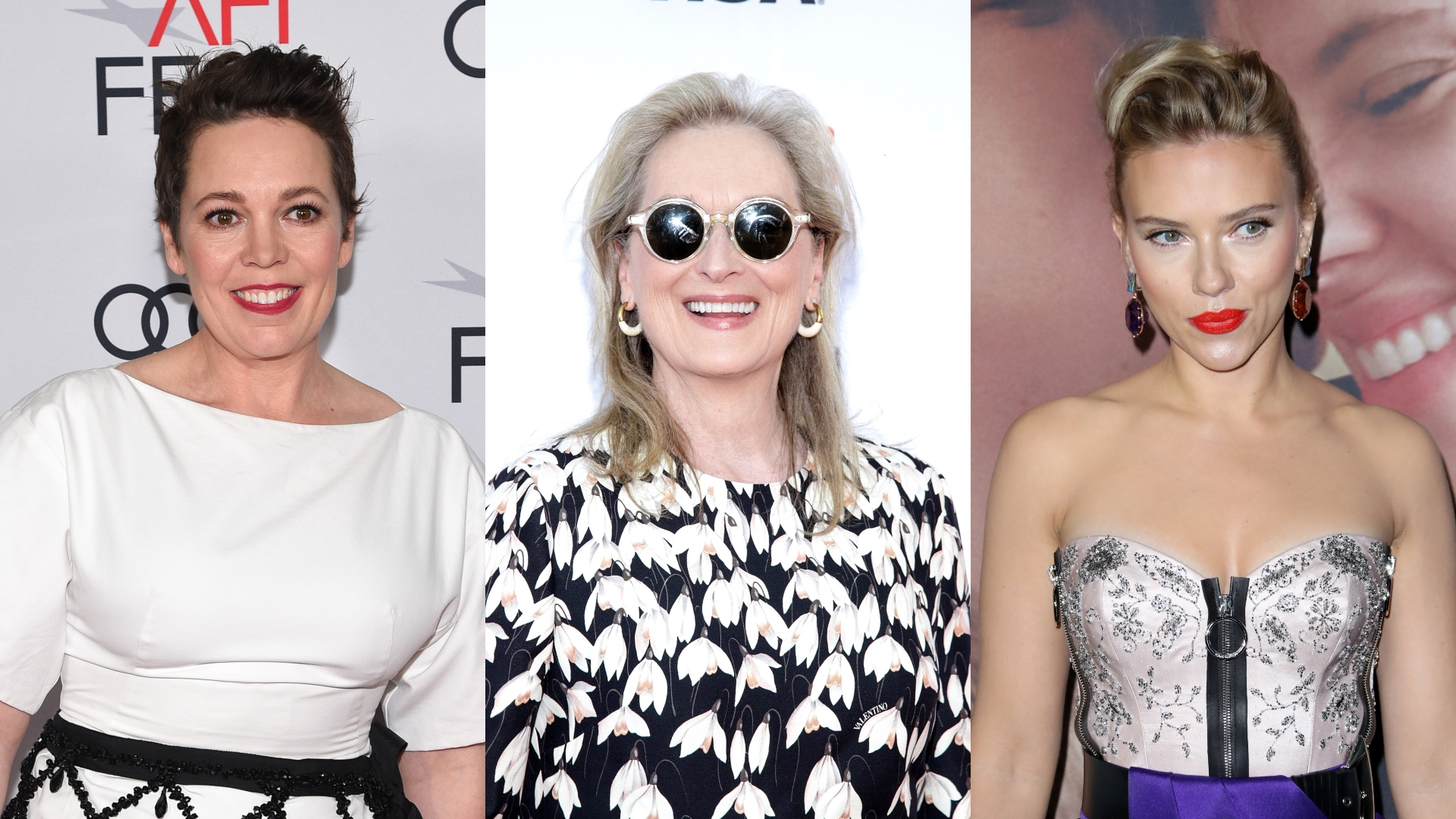 Best Actress Nominees 2020.Golden Globes Nominations 2020 Netflix Wins Female